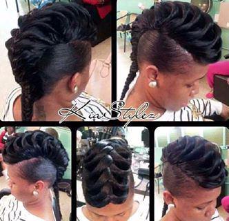 fish tail braids 6
