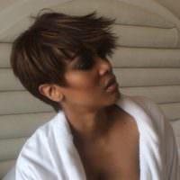 Tyra – Short Hair Can Blow In The Wind Too