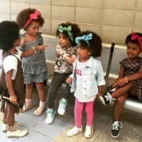 Gorgeous Little Ladies