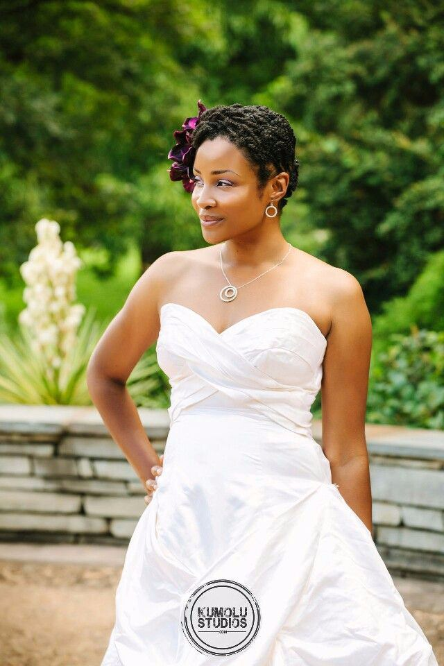 natural hair brides 19