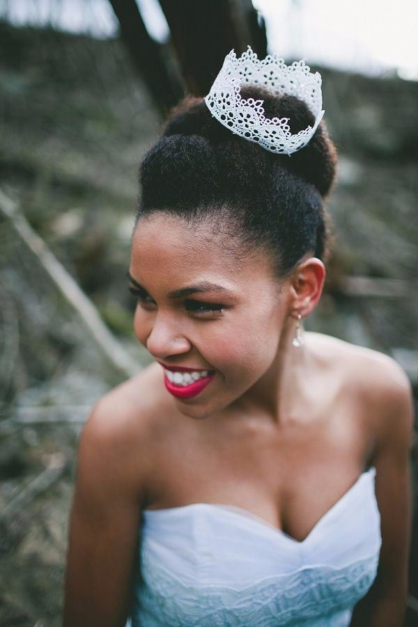 natural hair brides 22