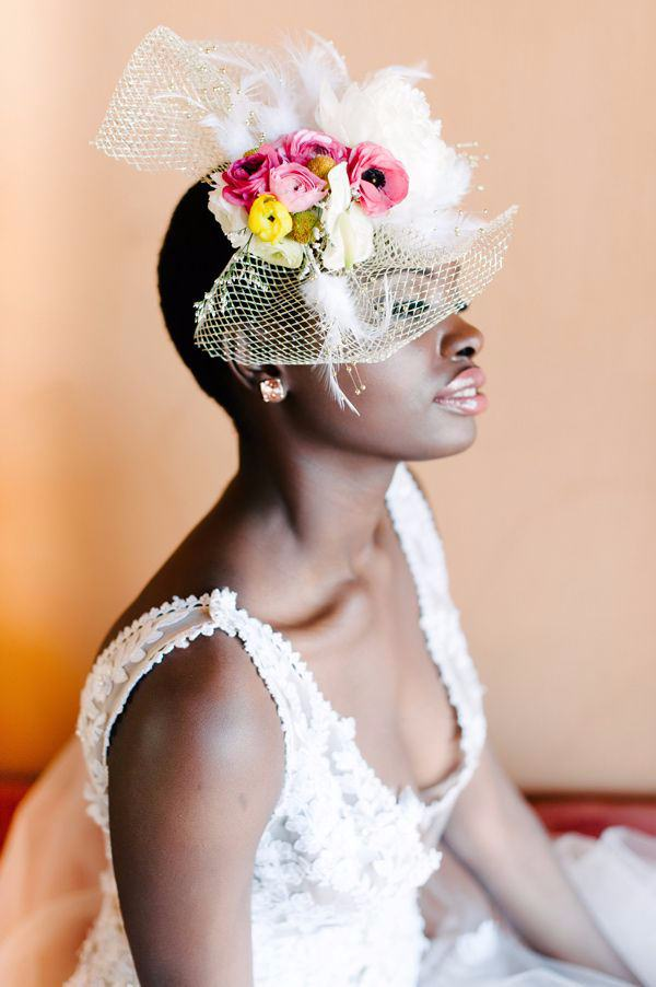 natural hair brides 33