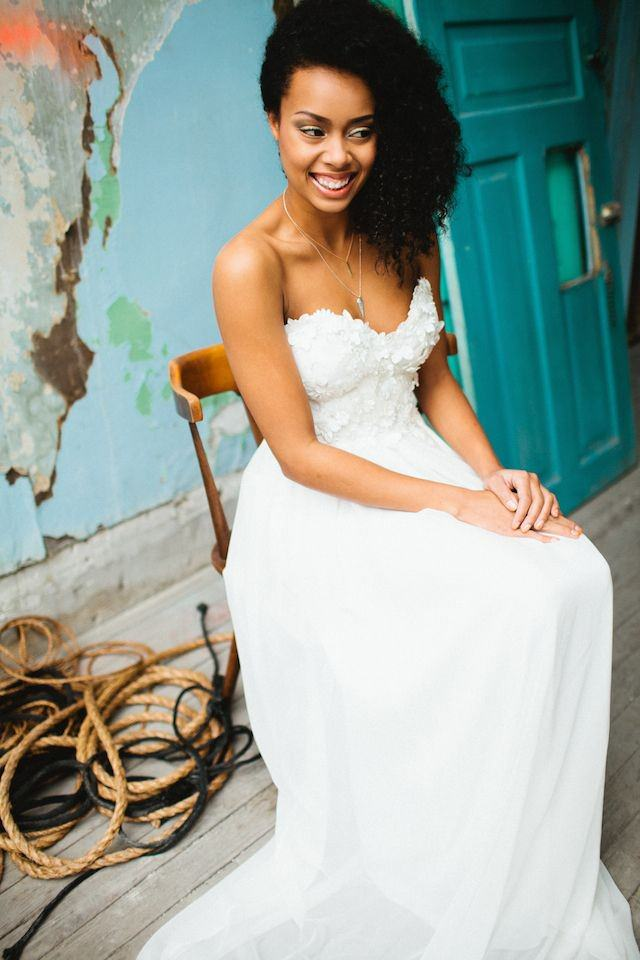 natural hair brides 99