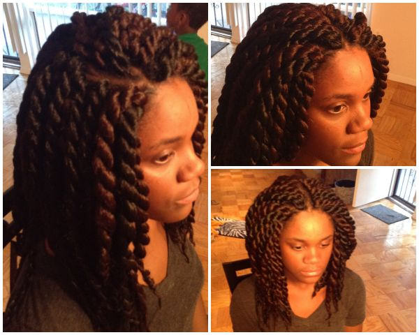 short havana twists 5