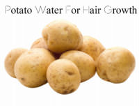 Potato Water For Hair Growth – A Scalp And Hair Recipe