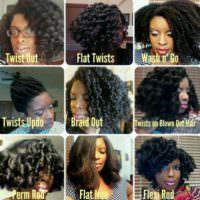 Versatility of Natural Hair Shared By Vivian Jackson