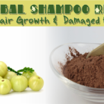 3 Herbal Shampoo Recipes For Hair Growth & Damaged Hair
