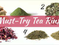 4 Must-Try Tea Rinses