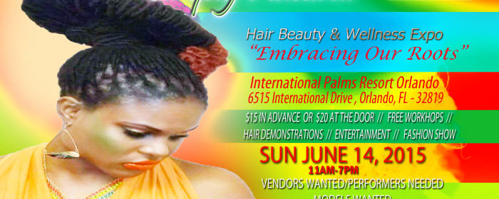 Central Florida Simply Natural Hair Beauty & Wellness Expo