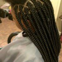 Box Braids – Great Size For Protective Styling With No Tension