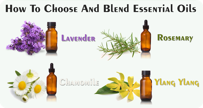 How To Choose And Blend Essential Oils For Healthy Hair Growth