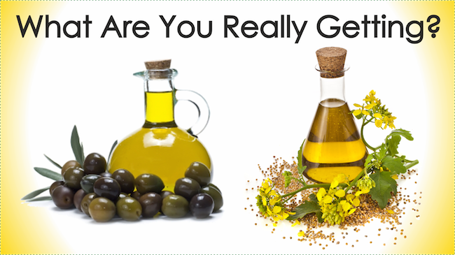 Is The Extra Virgin Olive Oil You Are Using In Your Hair Authentic Or Adulterated