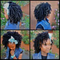 Kids Crochet Braids Shared By Jasmine Jones