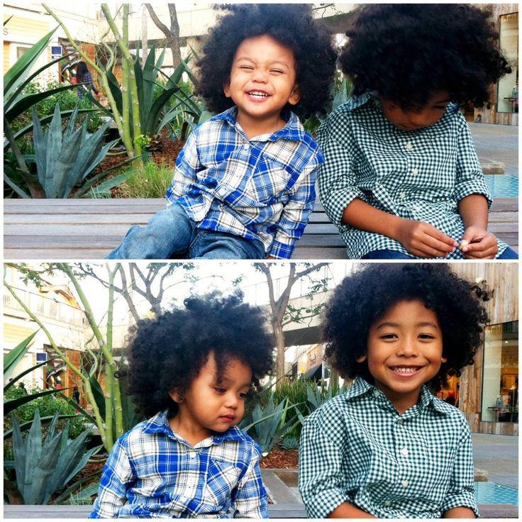boys natural hair 10