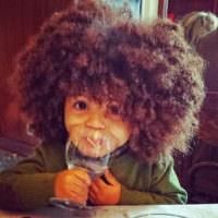 Would You Let Your Little Boys Hair Grow Out? – 14 Cute Little Boys With Awesome Fros [Gallery]