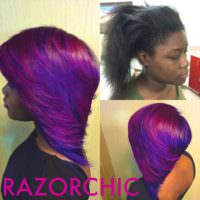 Slayed By @razorchickofatlanta