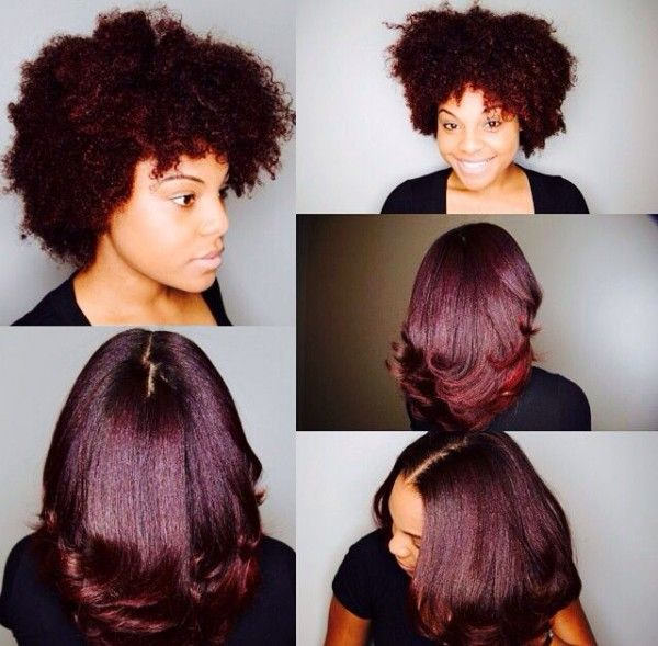Super 20 Natural Hair Styles That Are Professional Enough For The Workplace Short Hairstyles For Black Women Fulllsitofus