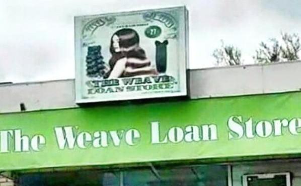 Detroit weave loan store