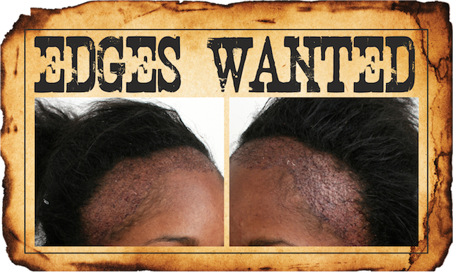 Edges wanted poster