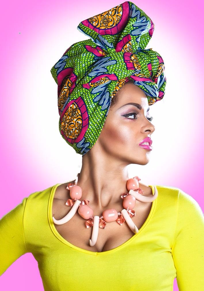 Green-Pink-African-Print-Head-Wrap-2