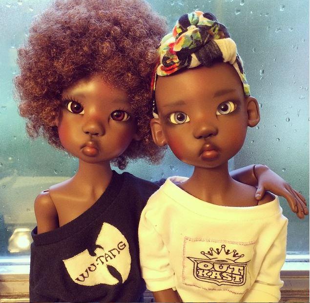 Nala and Lana