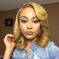 Brilliant Blonde Curls