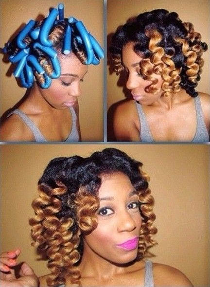 Crochet Hair With Flexi Rods : Tried Flexi Rods Yet? 20 Gorgeous Flexi Rod Sets We Are Loving ...