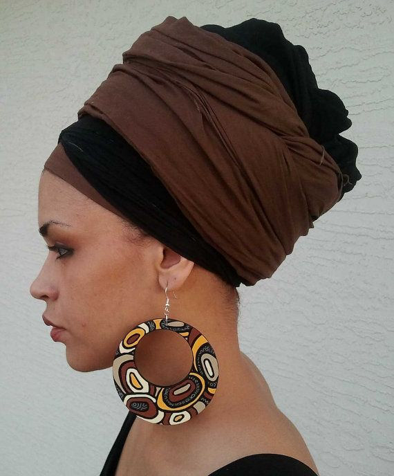 head wrap design