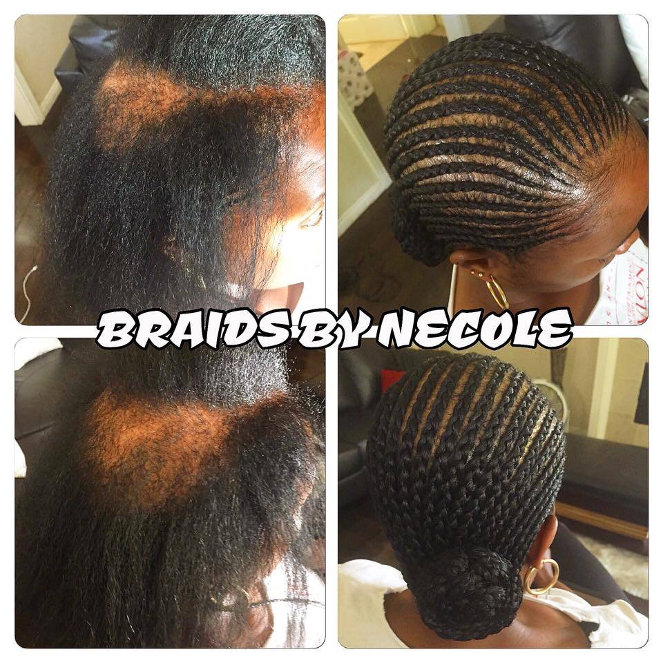 braiding styles for natural hair 14 extraordinary alopecia camouflage cornrows by braids by 1484 | image14