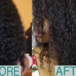 Do You Still Think The TMS System Is For You? Chime Edwards Tells Her Curl Damage Story 1 Year Later