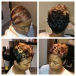 Color, Cut, Curls? Check!