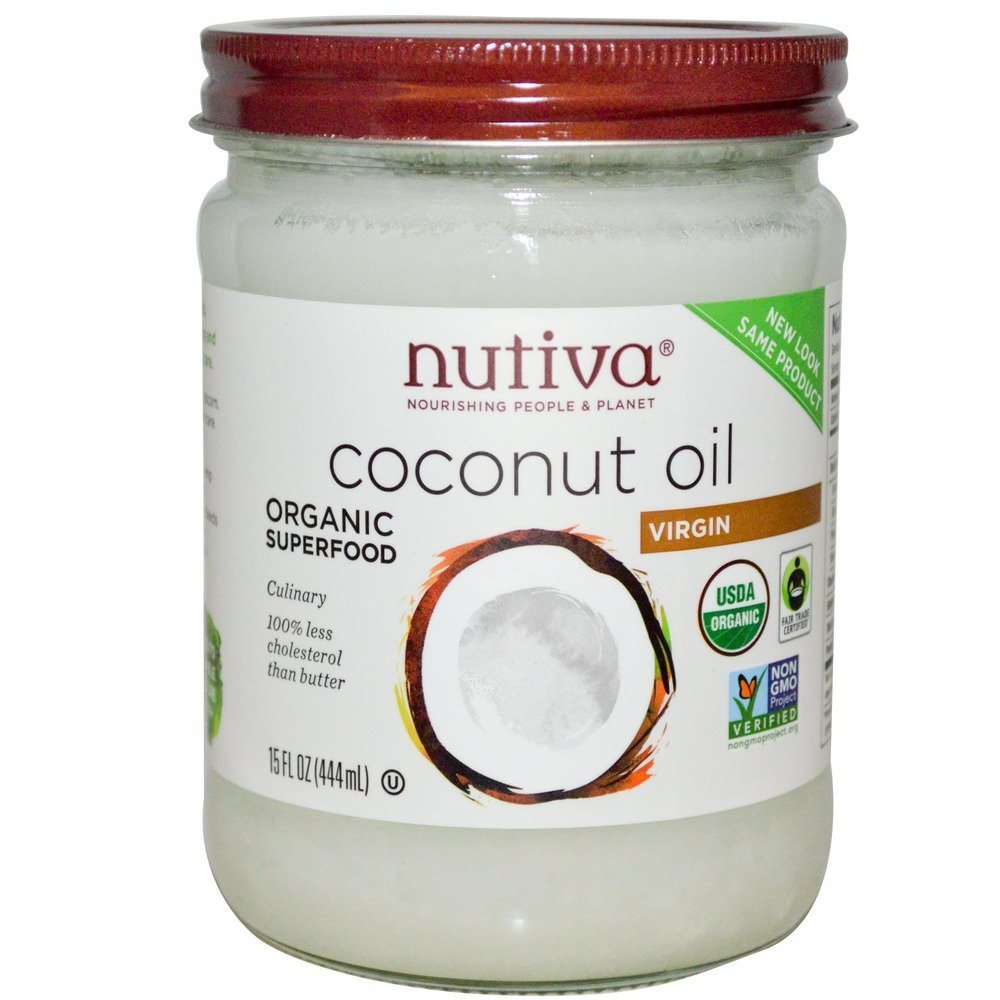 Organic Coconut Oil For Natural Black Hair