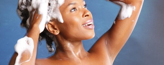 The Best Way To Cowash Or Cleanse 4C Natural Hair To Avoid Tangles