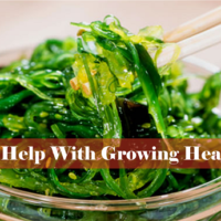 Can Kelp Really Help With Growing Healthy Hair?