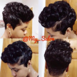 Lets hear it for the pixie! @my_salon