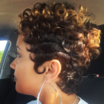 Lovely curlies @easha_1nolastylist