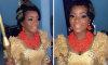 This Efik bride
