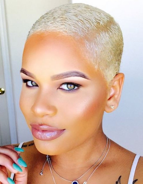 16 Times We Saw A Blonde Pixie Cut That Had Us Like