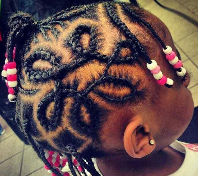 Stupendous 14 More Creative Cornrow Styles For Kids You Should Check Out Schematic Wiring Diagrams Phreekkolirunnerswayorg