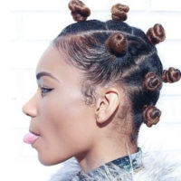 Bantu Knots Are Seriously One OF The Best Black Girl Hairstyles Ever! [Gallery]