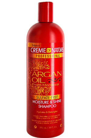 Creme Of Nature Argan Oil Sulfate Free