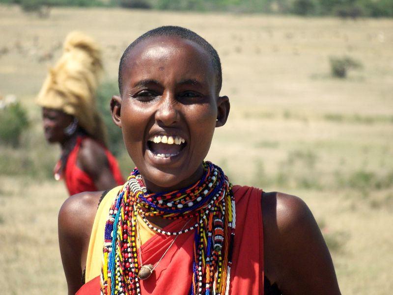 Masai_woman