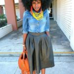 Awesome Retro Chic Afro