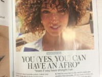 Allure Magazine Created A Guide To White Women On How To Make An Afro Causing Social Media Fire Storm