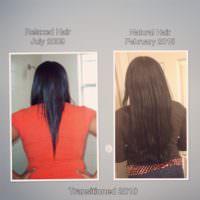 Hair Journey Shared By Pinkstarnute