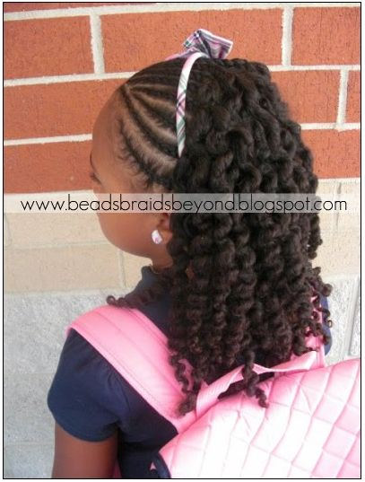 braided hair styles for little girls 15 braid styles for your as she heads back to 5812 | kids 456