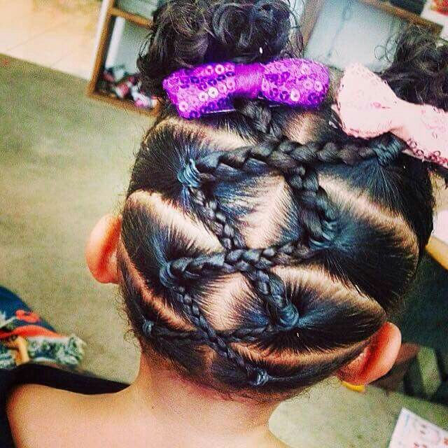15 Braid Styles For Your Little Girl As She Heads Back To -1686