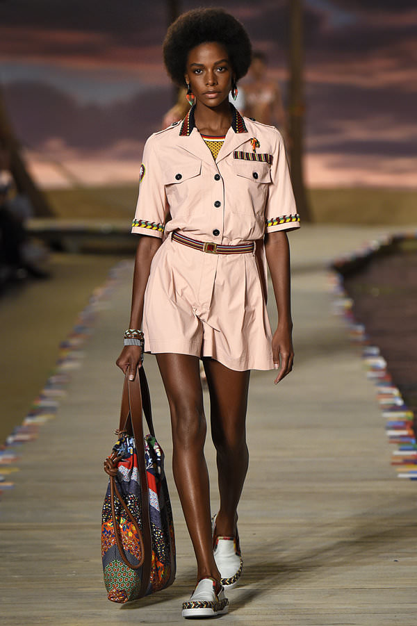 Tommy Hilfiger Women's – Runway – Spring 2016 New York Fashion Week