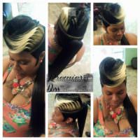 Ridgeroll Quickweave w/Ponytail Shared By Tomeka Hargrett