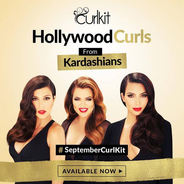 Curlkit and kardashian
